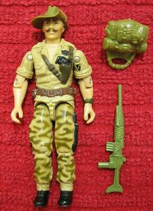 Recondo, complete. 1984. G.I. Joe.
