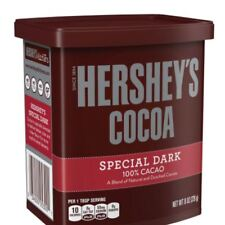 Hershey's Special Dark  Cocoa Powder Natural Unsweetened 100% Cacao
