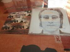 """john lennon""""the alternate mind games & shaved fish-cd de 1990new zealand-rare"""