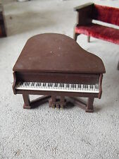 Vintage 1977 Fisher Price Plastic Dollhouse Piano