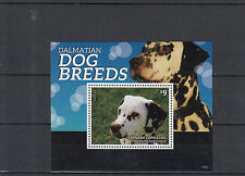 Grenadines of Grenada 2014 MNH Dog Breeds Dalmatians 1v S/S Dogs Pets