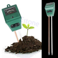 New 3in1 Plant Flowers Hydroponic Soil Moisture PH Light Meter Tester