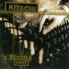 """KITACHI – """"A Strong Unit"""" - Dope on Plastic-DUB/Trip Hop-With Live CD-NEW 2CD"""