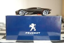 PEUGEOT Vision Gran Turismo Concept Car (Black) Norev 1:64 scale Diecast