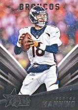 2015 Panini Rookies & Stars Football Trading Card, #38 Peyton Manning