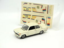 Solido SB 1/43 - BMW 2002 Turbo  + Décalques