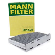 MANN Innenraumfilter Pollenfilter/Aktivkohle CUK 2939 VW Golf, Passat, Audi A3