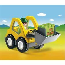 Playmobil 6775 1.2.3. Front Loader / Digger