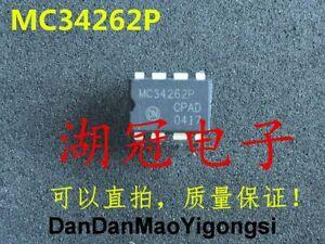 10PC  MC34262P DIP IC IC
