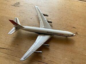 British Airways Cargo Boeing 707F G-ASZF 1/400 nose wheel missing as shown
