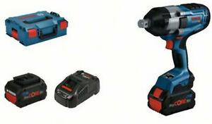Akku-Drehschlagschrauber Bosch, GDS 18V-1050 H 2x 5,5Ah, Akku, Ladegerät, L-BOXX