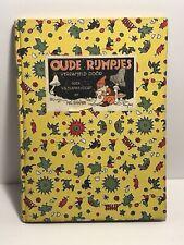 VTG Dutch Children's Book OUDE RIJMPJES Verzameld Door Loek VD Blankevoort 411