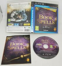 Wonderbook Book of spells PS3. MOVE REQUIRED TO PLAY