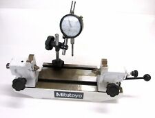 """MITUTOYO 12"""" OAL BENCH CENTER w/ INDICATOR, 967-203-10"""