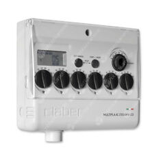 PROGRAMMATORE CENTRALINA CLABER 8058 MULTIPLA AC 230/24 LCD IRRIGAZIONE GIARDINO