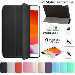 """Leather Magnetic Smart Case Cover For Apple iPad Air Mini 9.7"""" 10.2"""" 12.9"""" 2020"""