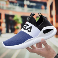 Men's Casual Shoes Breathable Sports Running Shoes Athletic Sneakers Gym Shoes