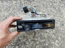JVC KD-R370 1-DIN CD AM/FM Front AUX Car Stereo Receiver