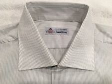 Borrelli 17 L French Cuff Dress Shirt