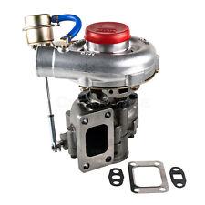 T3/T4 T04E V-BAND Turbocharger Turbo .63 A/R .5A/R Internal Wastegate Universal