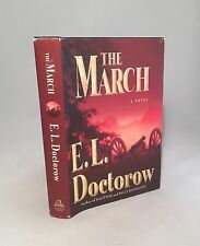 The March-E.L. Doctorow-SIGNED!!-TRUE First U.S. Edition/1st Printing-VERY RARE