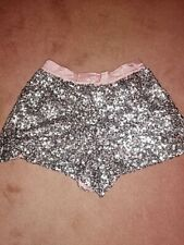Girls Johnie B Sequined Party Shorts