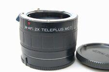 KENKO TELEPLUS MC7 Autofocus 2x teleconverter SONY / Minolta AF mount From Japan