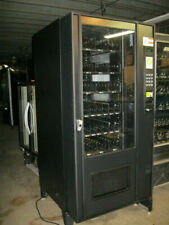 AMS Glass Front Snack Vending Machine $1 & $5 and Credit card capable