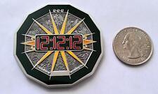 ☆ 121212 Multi-Event geocoin Twelve Colorado Unactivated Trackable