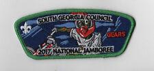 2017 National Scout Jamboree South Georgia Council Gears Zombie JSP [NJ981]