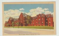 Unused Postcard The St Josephs Hospital at Lancaster Pennsylvania PA