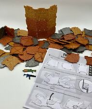 Fortnite Building Materials Pieces Jazwares Lot of 74 and 2 Guns