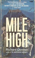 Mile High by Richard Condon (1970, Paperback)