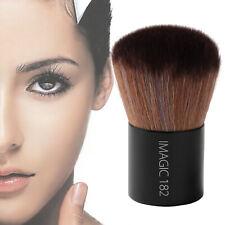 Kabuki Bronzing Brush Contour Make Up Powder Blusher Foundation  Cosmetic Tool
