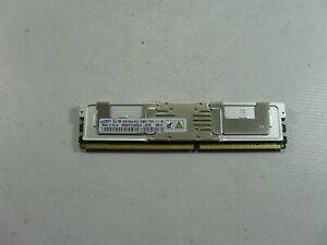 M395T5160QZ4-CE65 Samsung 4GB PC2-5300 667MHz ECC REGIS Memory Stick RAM Module