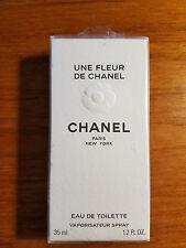 UNE FLEUR DE CHANEL 1.2oz / 35ml - EAU DE TOILETTE Vaporisateur  spray  Rare