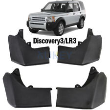 FIT FOR LAND ROVER DISCOVERY 3 04-08 LR3 MUDFLAPS MUD FLAP SPLASH GUARD MUDGUARD