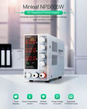 Minleaf DC 60V 300W Adjustable Power Supply Precision Variable Digital Lab AUS