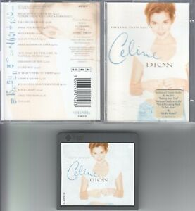 Celine Dion  MINIDISC  FALLING INTO YOU  ©  1996  Sony Music