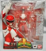 S.H.FIGUARTS MIGHTY MORPHIN POWER RANGERS RED RANGER ACTION FIGURE BANDAI