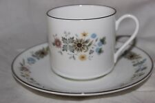 Royal Doulton Pastorale Breakfast Small Cup Saucer