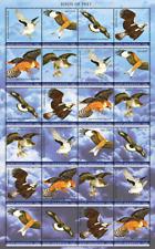 SINT MAARTEN ++ 2020 VOGELS BIRDS OF PREY OISEAUX  MNH NEUF **