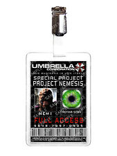 Resident Evil Umbrella Project Nemesis Character Cosplay Costume Prop Comic Con