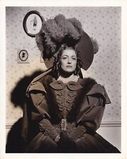JOAN CRAWFORD Vintage HURRELL Stamped GORGEOUS HUSSY DBW Costume Portrait Photo
