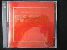 Peter Iljitsch Tchaikovsky - DER NUSSKNACKER / THE NUTCRACKER (2 Cd's) Neuwertig