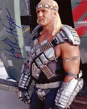 Hulk Hogan - Shep Ramsey - Suburban Commando - Signed Autograph REPRINT
