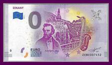 Belgium Billet 0 euro Dinant Adolphe Sax 2019-1