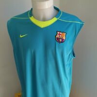 superbe Maillot football Barcelone Football barça  taille xxl nike  rétro