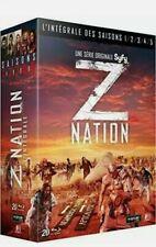Z Nation-L'intégrale des Saisons 1/2/3/4/5 [Blu-Ray] neuf