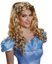 Cinderella Movie Adult Wig, Disguise, Disney